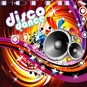 Disco Dance Hot Lips