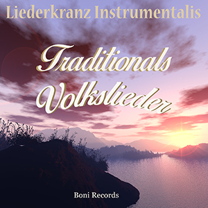 Traditional musc album Volksmusik Album